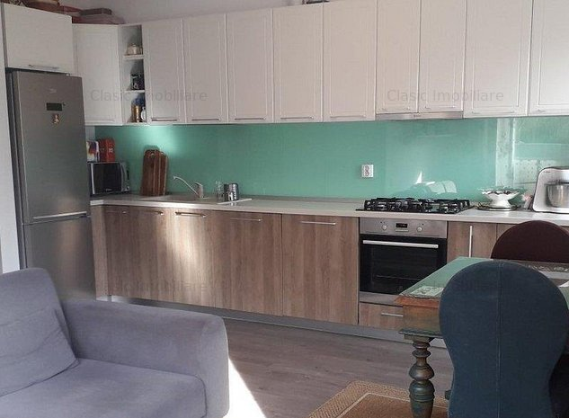 Vanzare apartament 3 camere finisat zona Taietura Turcului Grigorescu - imaginea 1