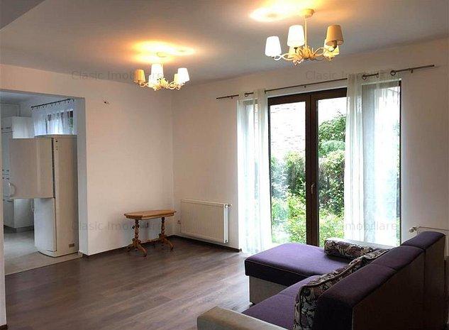 Inchiriere casa triplex 5 camere moderna zona Buna Ziua-Hotel Athos - imaginea 1