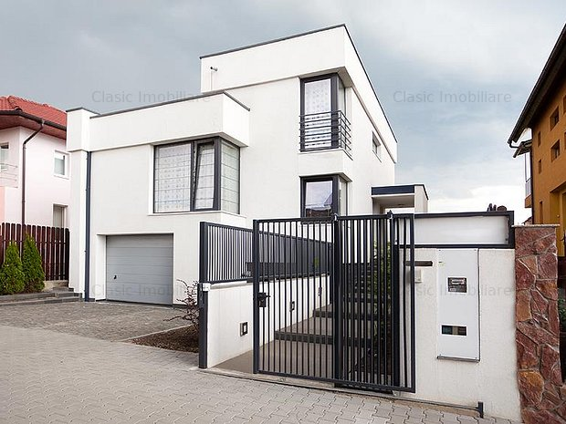 Inchiriere casa individuala ultrafinisata, zona Europa, Cluj-Napoca - imaginea 1