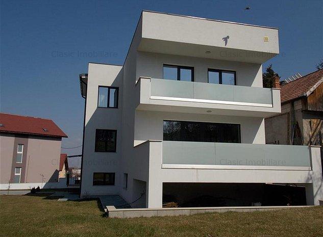 Parte duplex de inchiriat, zona A.Muresanu, Cluj-Napoca - imaginea 1