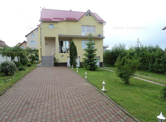 Vanzare casa individuala, finisata complet zona Europa! Cluj-Napoca - imaginea 1