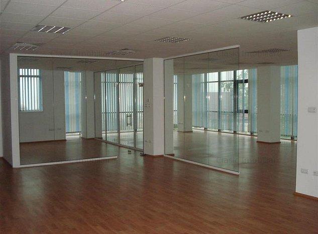 Inchiriere 370 mp spatiu de birou etajul 2, Semicentral, Cluj-Napoca - imaginea 1