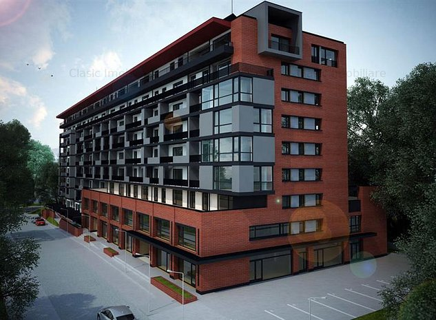 Inchiriere spatiu comercial complex nou zona Sopor, Cluj-Napoca - imaginea 1