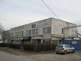 Spaţiu industrial în Savinesti