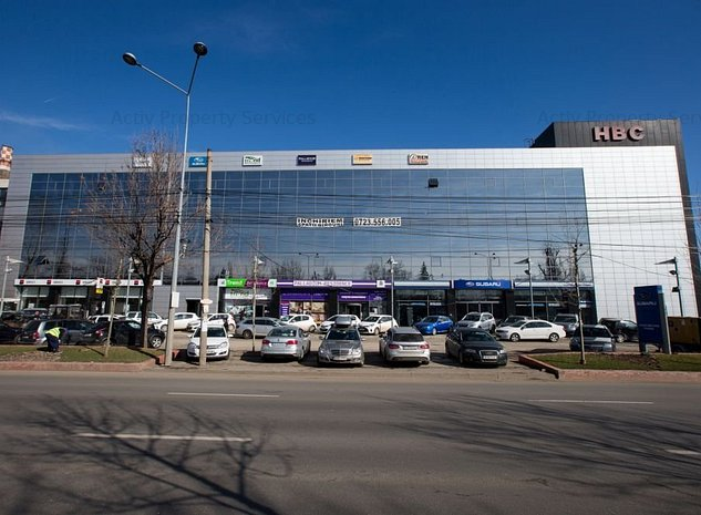 Helios Business Center Pallady - imaginea 1