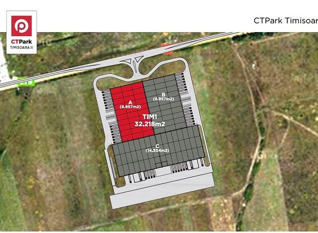 CTPark II Timisoara - Proiect in dezvoltare - imaginea 1