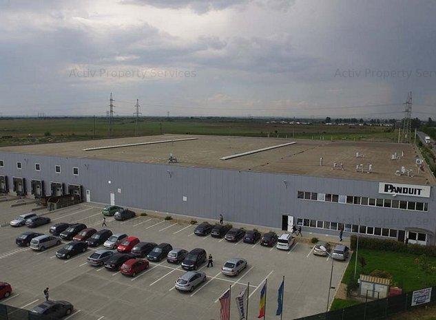Border Industrial Park Arad - imaginea 1