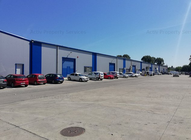 Logistic Park Constanta - imaginea 1