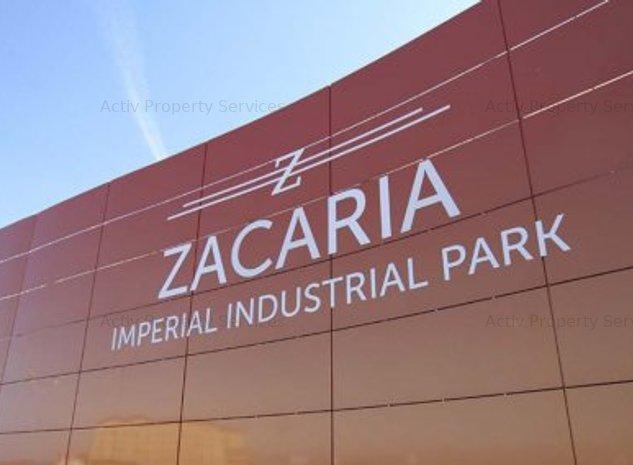 Imperial Industrial Park - Sibiu - imaginea 1