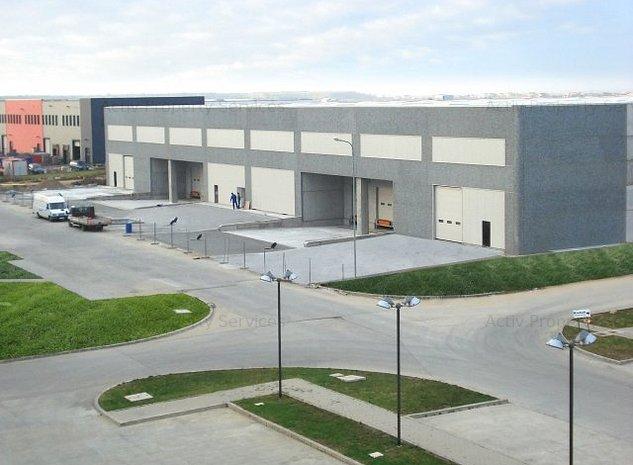 Parc Industrial si Logistic Timisoara - imaginea 1