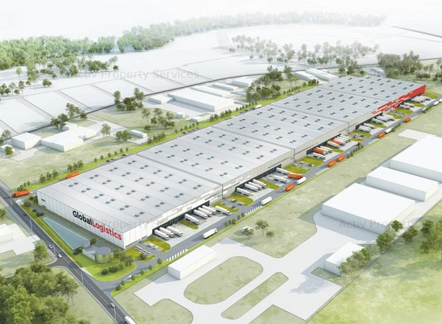 Global Logistic Park - imaginea 1