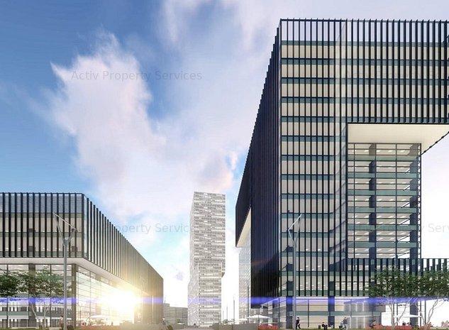 Sema Office-Cladirea Londra, Grozavesti - comision 0%, reprezentam proprietarul! - imaginea 1