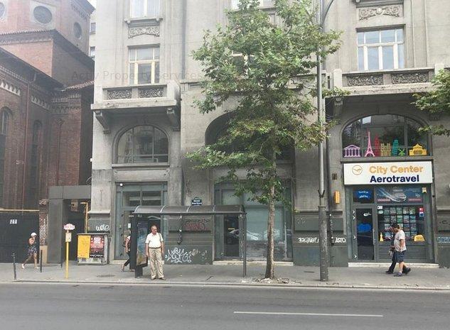 Spatiu comercial de inchiriat Bd. Nicolae Balcescu - imaginea 1