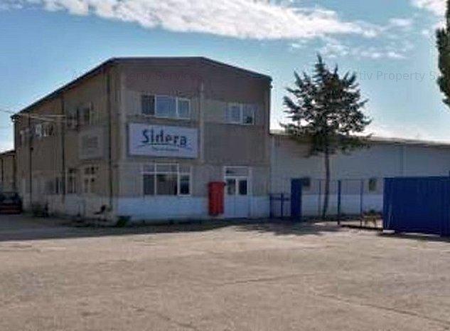 Fabrica Productie Quartz Compozit - imaginea 1