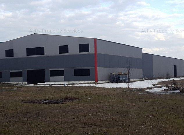 Hale Industriale Magurele - imaginea 1