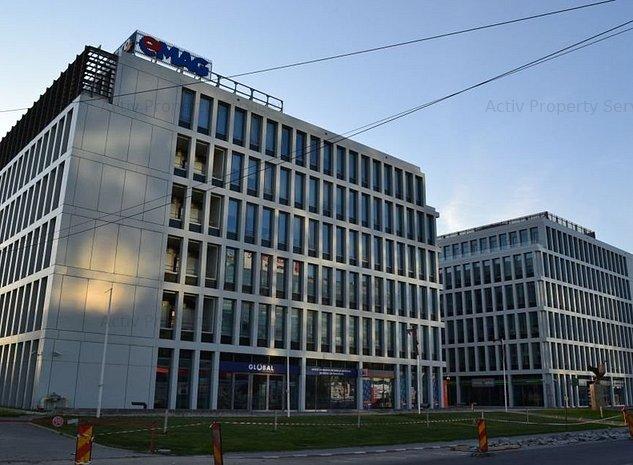 Swan Office & Technology Park, Nord - comision 0%, reprezentam proprietarul! - imaginea 1