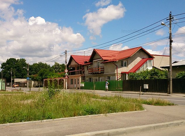 Casa, spatiu comercial si teren - Ploiesti, str Luminisului - imaginea 1