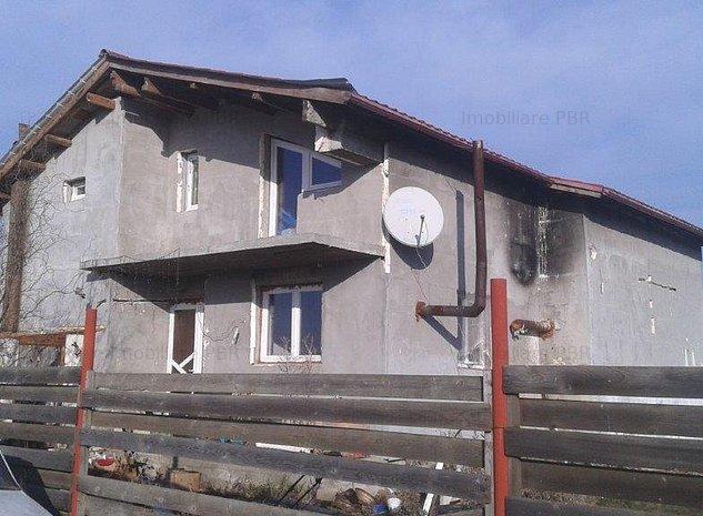 Casa + teren - Domnesti, Ilfov - imaginea 1