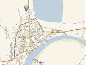 Licitaţie teren constructii, în Galati, zona Nord