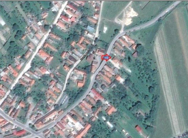 Teren 1041 mp - Tarlungeni, Brasov - imaginea 1