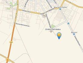 Licitaţie teren constructii, în Bucuresti, zona Berceni