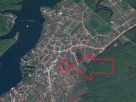 Licitaţie teren constructii, în Snagov