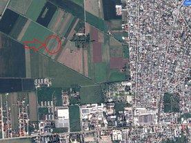 Licitaţie teren agricol, în Brăila, zona Periferie