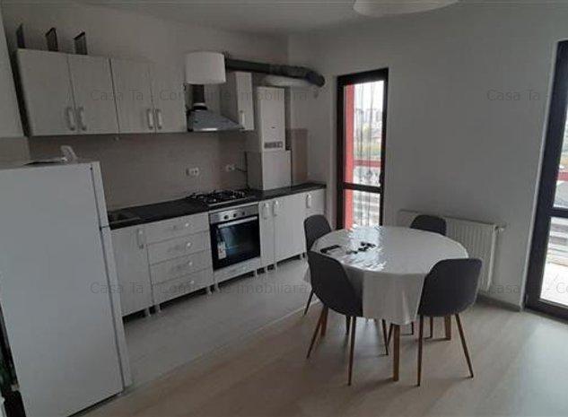 Apartament 2 camere Tudor Vladimirescu complex River - imaginea 1