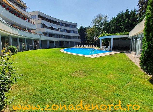 Iancu Nicolae, apartament 3 camere cu garaj, Complex Amfiteatru - cu piscina - imaginea 1
