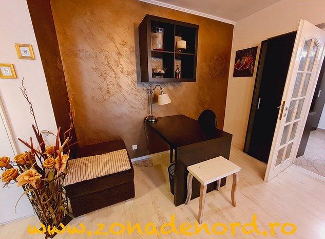 Apartament 2 camere, 1Mai-Turda-Parcul Regina Maria - imaginea 1