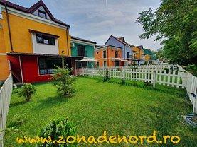 Casa de închiriat 4 camere, în Otopeni, zona Nord