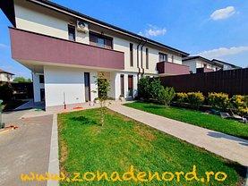 Casa de închiriat 4 camere, în Bucureşti, zona Bucureştii Noi