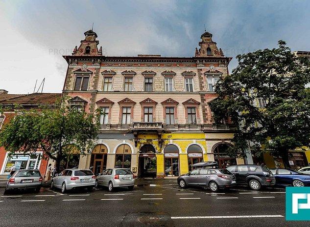 Apartament cu view in Piata Avram Iancu - imaginea 1