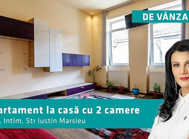 Apartament 2 camere la casa, zona Intim - imaginea 1