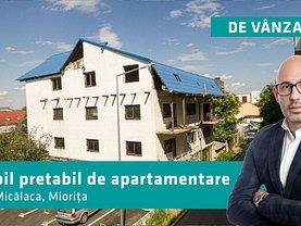 Casa de vânzare 8 camere, în Arad, zona Mioriţa