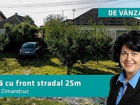 Casa de vânzare 4 camere, în Zimandcuz