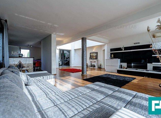 Vila 4 camere, design modern in Micalaca - imaginea 1