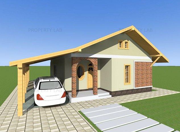 Casa de vanzare in Via Carmina - imaginea 1