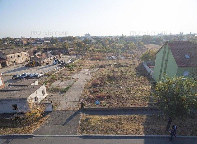 Teren 4,000mp Arad / Calea Timisorii - imaginea 1