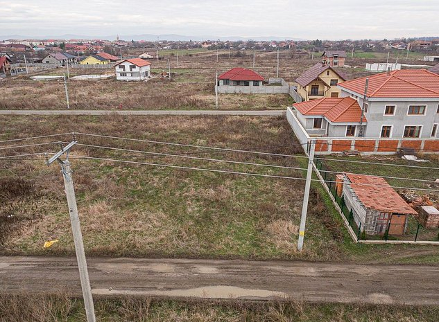 Teren in Vladimirescu. - imaginea 1