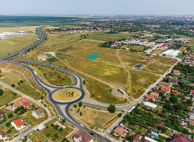 Teren de 577mp in Aradul Nou. - imaginea 1