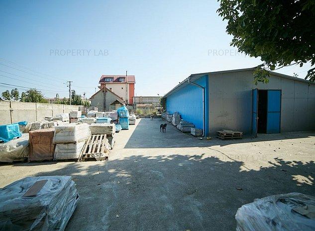 PRET REDUS CU 10.000 EURO - Hala depozitare pe Calea Aurel Vlaicu - imaginea 1