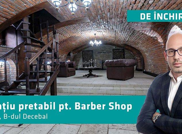 Cauti un spatiu pentru un barber shop ultracentral? Suna-ma... - imaginea 1