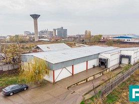 Vânzare spaţiu industrial în Arad, Gai