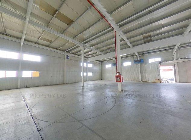 Hala industriala 1.135 mp - imaginea 1