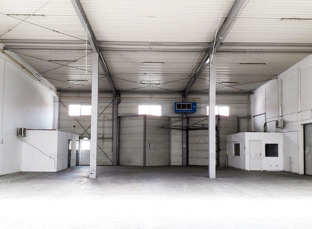 Hala industriala 909 mp - imaginea 1