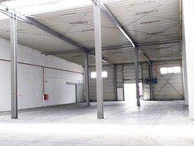 Vânzare spaţiu industrial în Arad, Vest