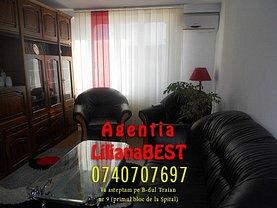 Apartament de vânzare 3 camere, în Piatra-Neamt, zona Calea Romanului