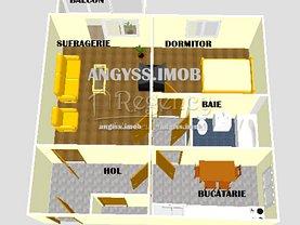 Apartament de vânzare 2 camere, în Tulcea, zona Big