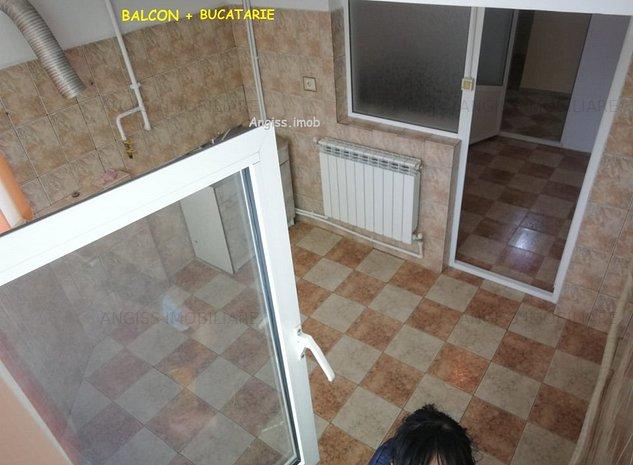 Apartament cu 2 camere cartier E3 -60mp cu 3 balcoane - imaginea 1